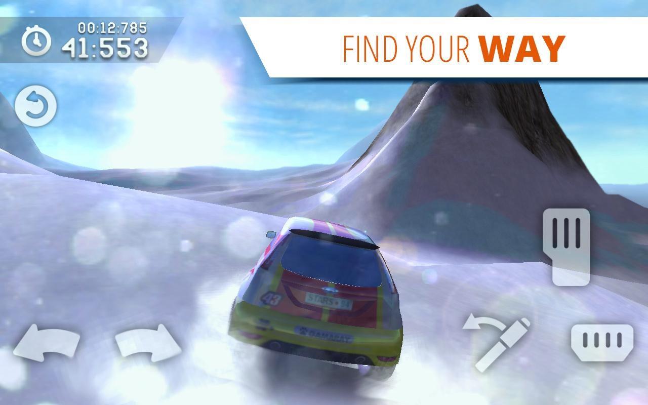 Offroad Driver Alaska - Imagem 1 do software