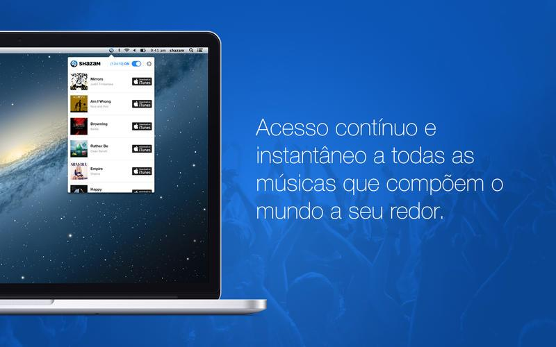 Shazam - Imagem 2 do software