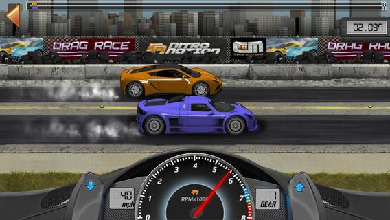 Drag Racing - Imagem 4 do software