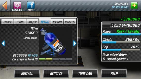 Drag Racing - Imagem 1 do software