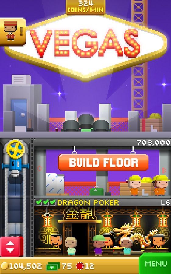 Tiny Tower Vegas - Imagem 1 do software
