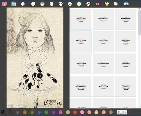 DrawWiz - Imagem 2 do software