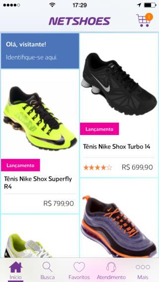 Netshoes - Imagem 1 do software