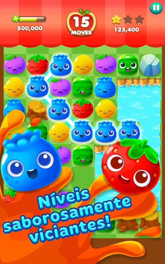 8b4453cbfa Fruit Splash Mania - Imagem 1 do software ...