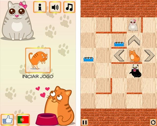 The Walking Cat - Imagem 1 do software