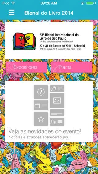Bienal do Livro de São Paulo 2014 - Imagem 1 do software