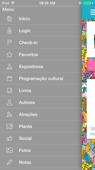 Bienal do Livro de São Paulo 2014 - Imagem 2 do software