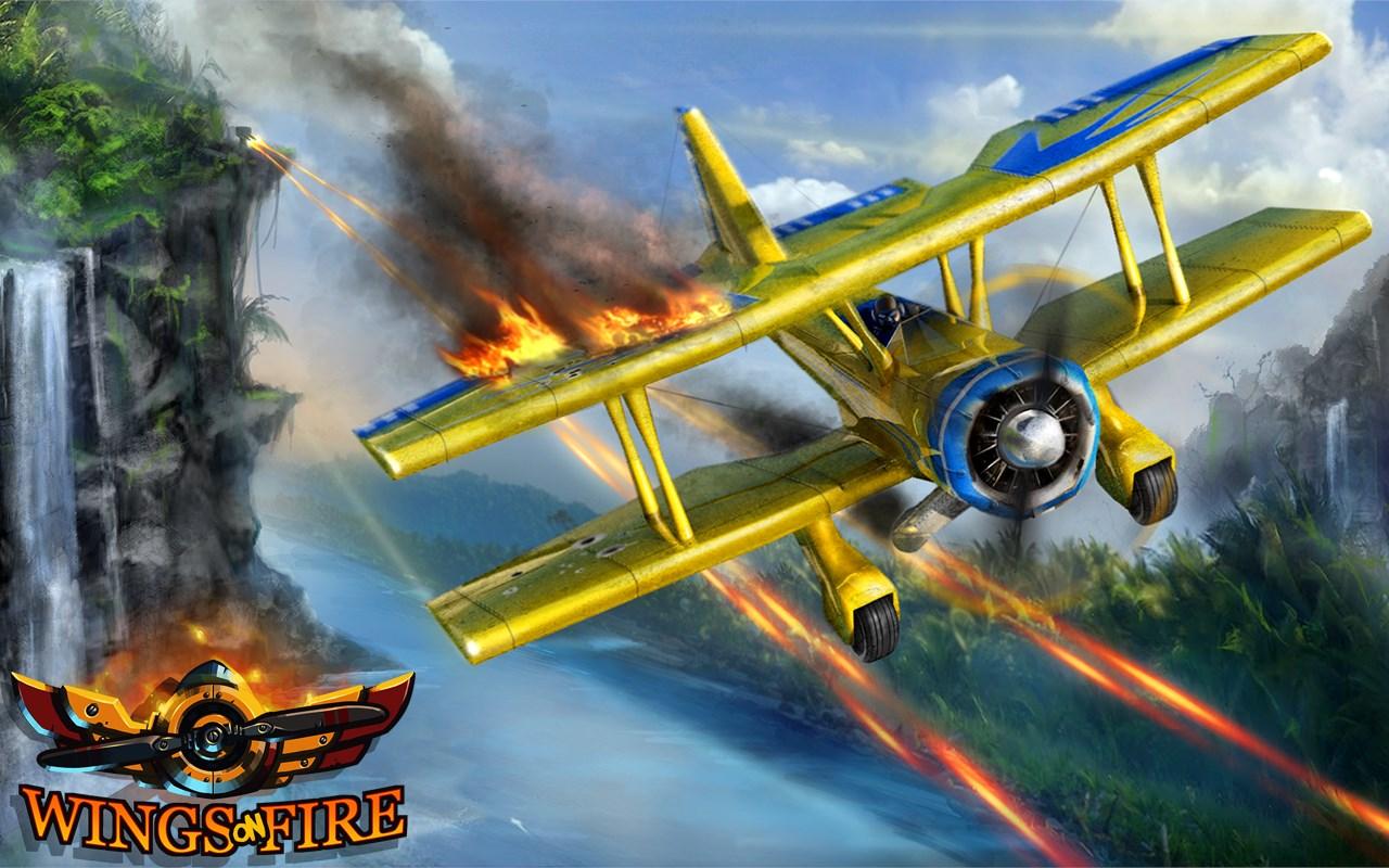 Wings on Fire - Imagem 1 do software