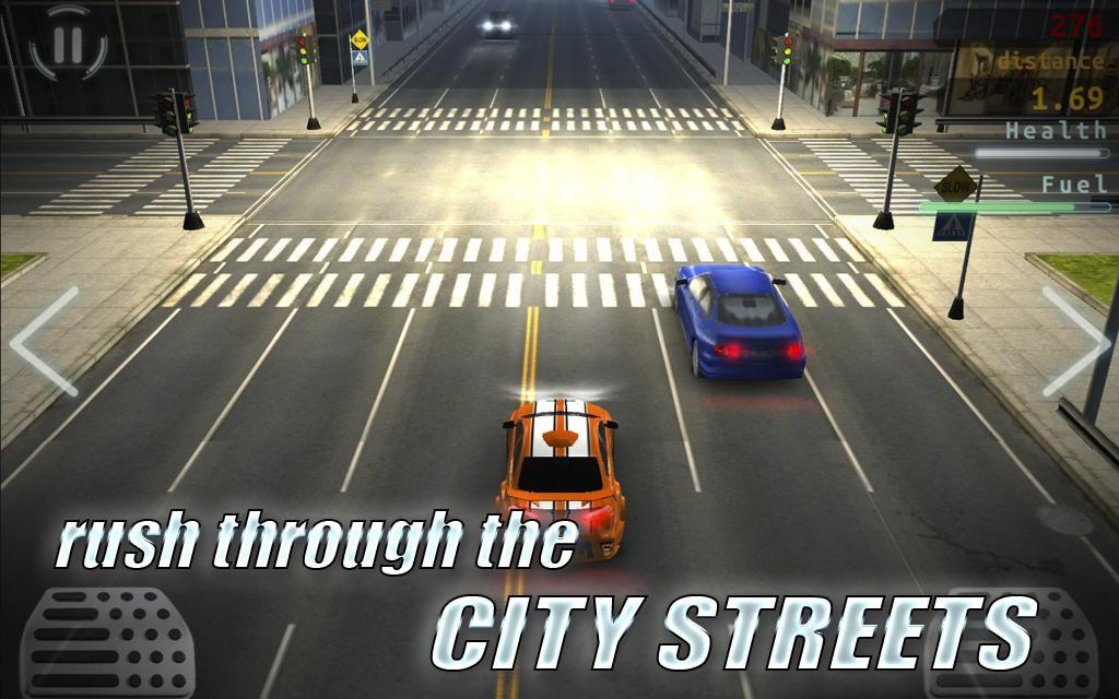 XRacer: The traffic - Imagem 1 do software