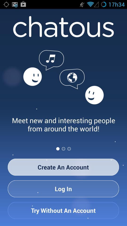 app chatous