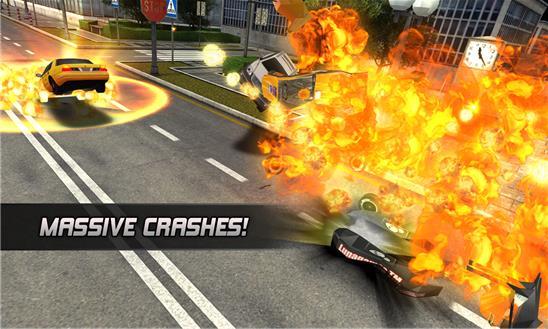 Grand Prix Traffic City Racer - Imagem 1 do software