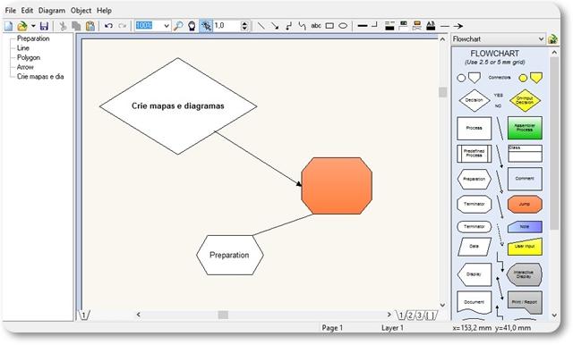 Diagram Designer - Imagem 1 do software