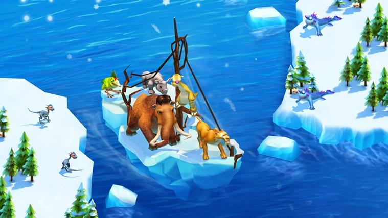 A Era do Gelo: Aventuras - Imagem 1 do software