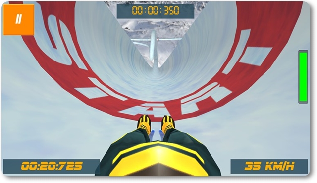 Luge Crush - Imagem 1 do software