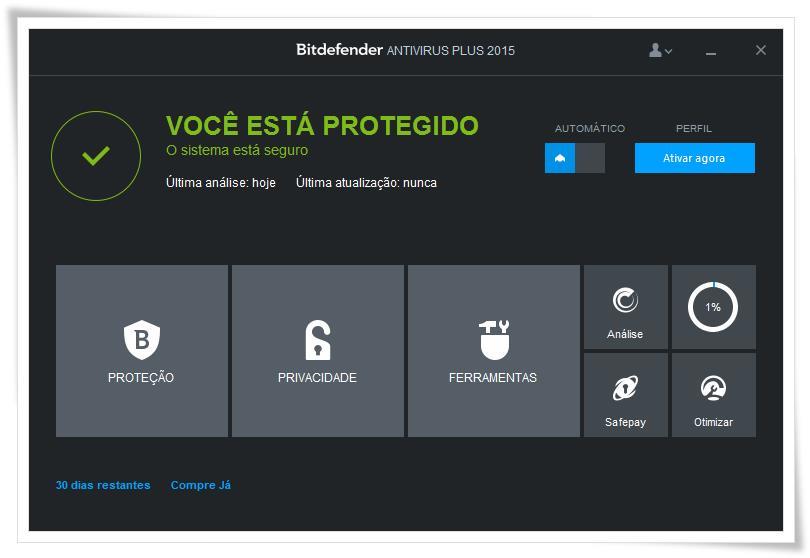 BitDefender Antivirus - Imagem 2 do software