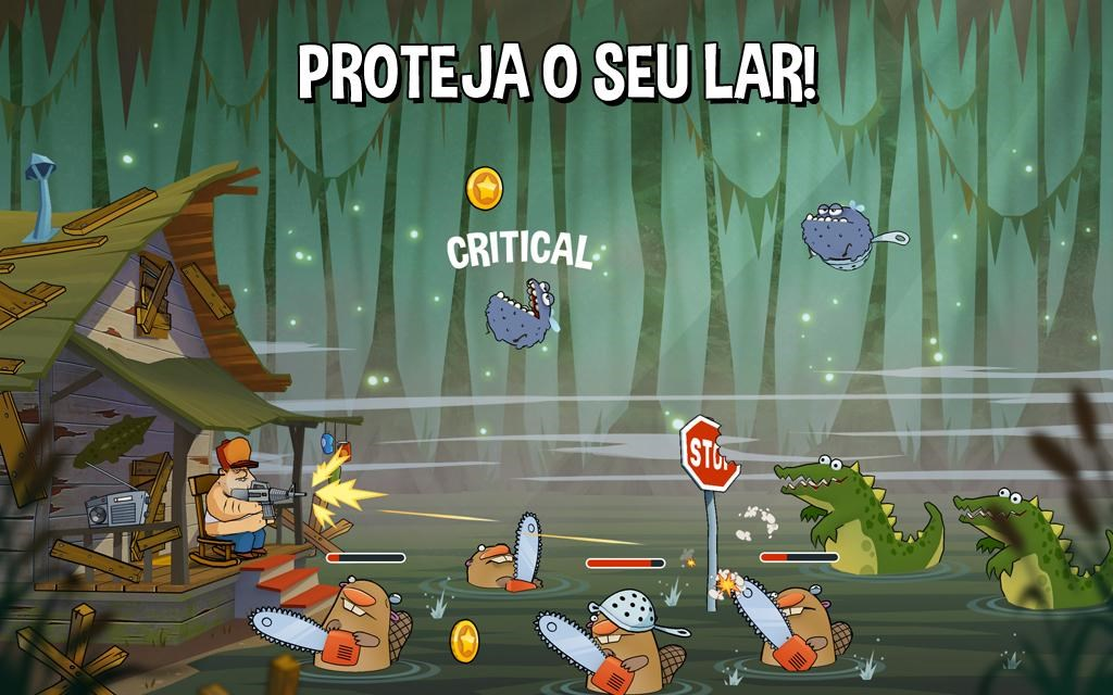 Swamp Attack - Imagem 1 do software