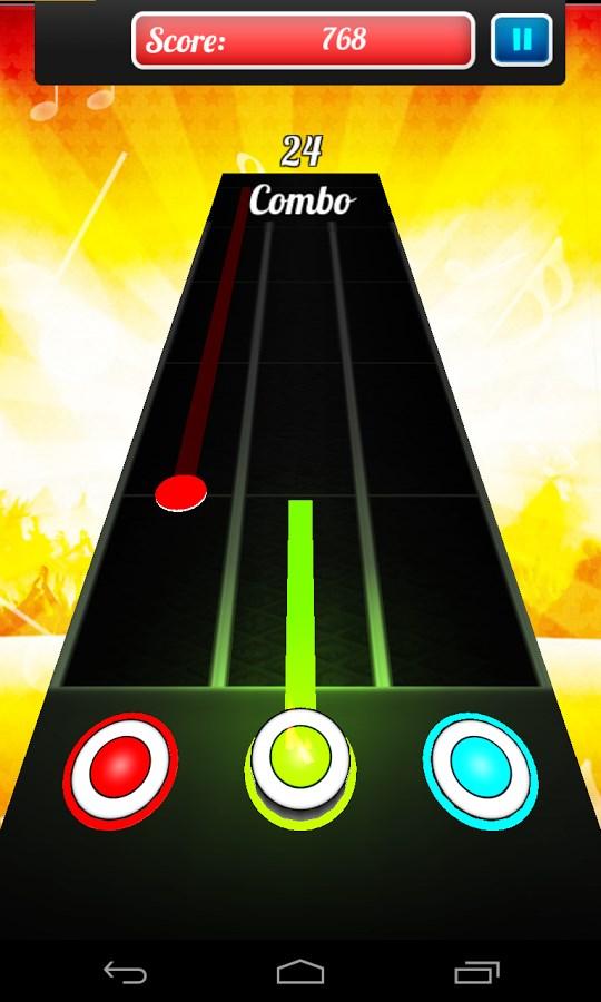 Music Hero Rock - Imagem 2 do software