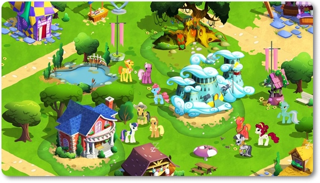 MY LITTLE PONY - A Amizade é Mágica - Imagem 1 do software