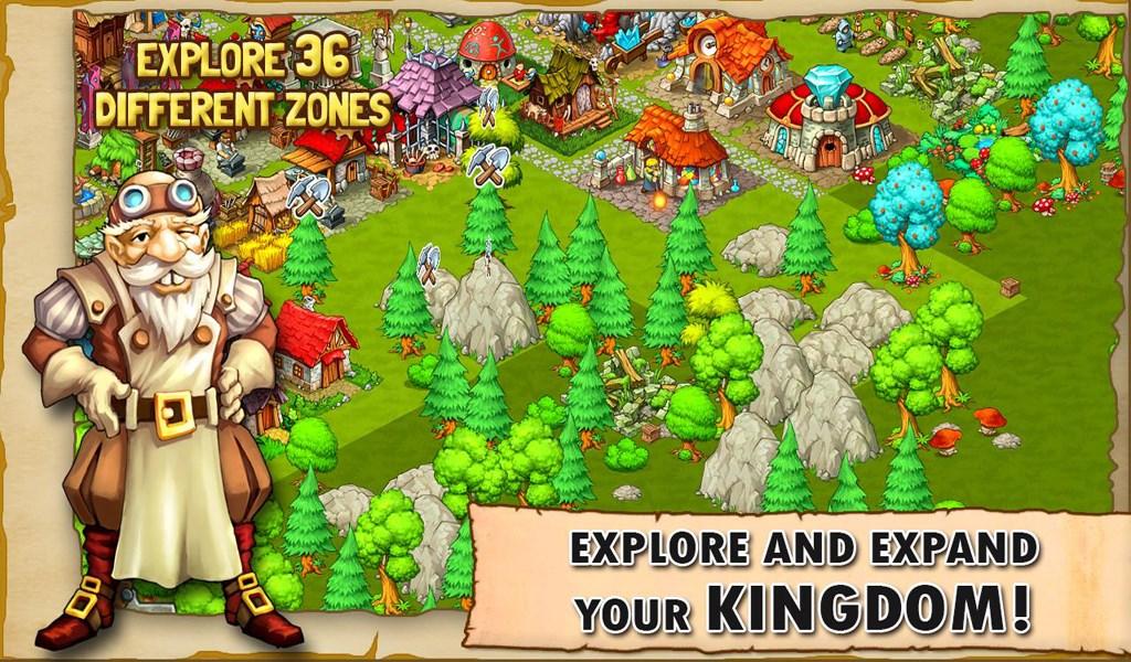 Kingdoms and Monsters - Imagem 1 do software