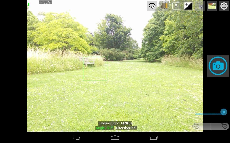 Open Camera - Imagem 1 do software