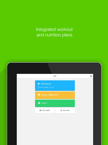 8fit - Workouts and nutrition - Imagem 1 do software
