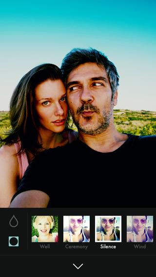 B612 - Selfie with the heart - Imagem 1 do software