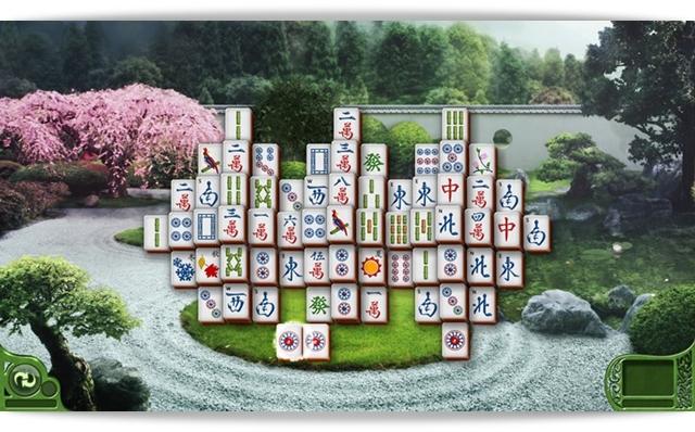 Microsoft Mahjong - Imagem 1 do software