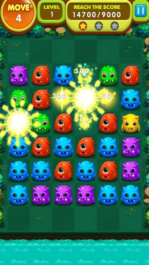Monster Splash - Imagem 1 do software