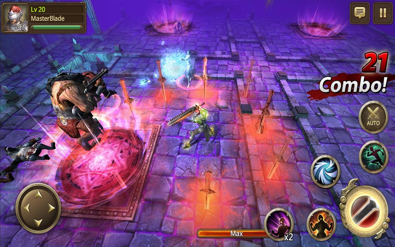 Iron Knights - Imagem 1 do software