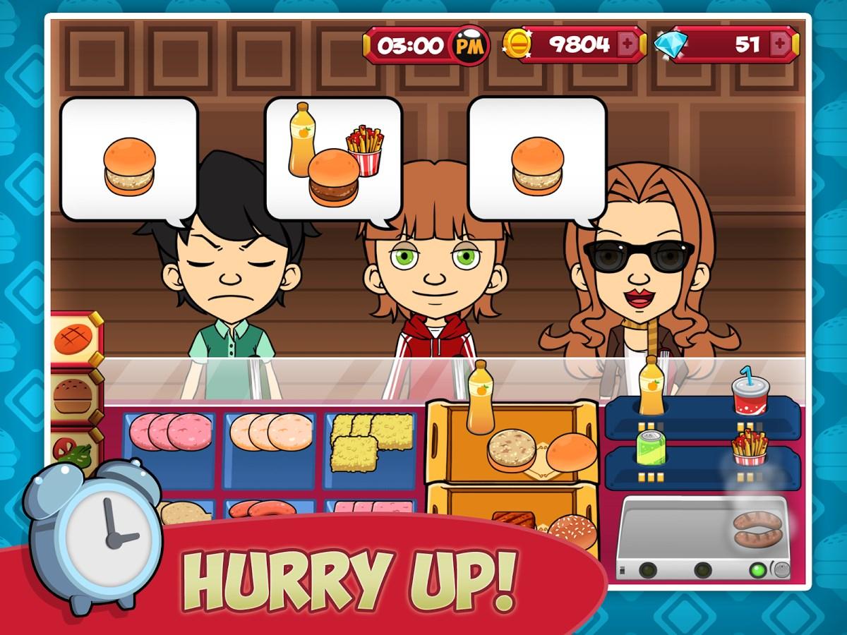 My Burger Shop - Imagem 1 do software