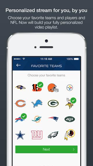 NFL Now - Imagem 1 do software