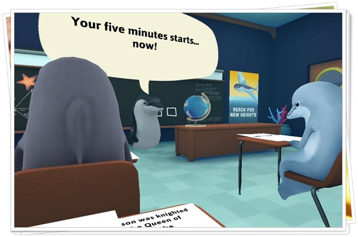 Classroom Aquatic - Imagem 1 do software