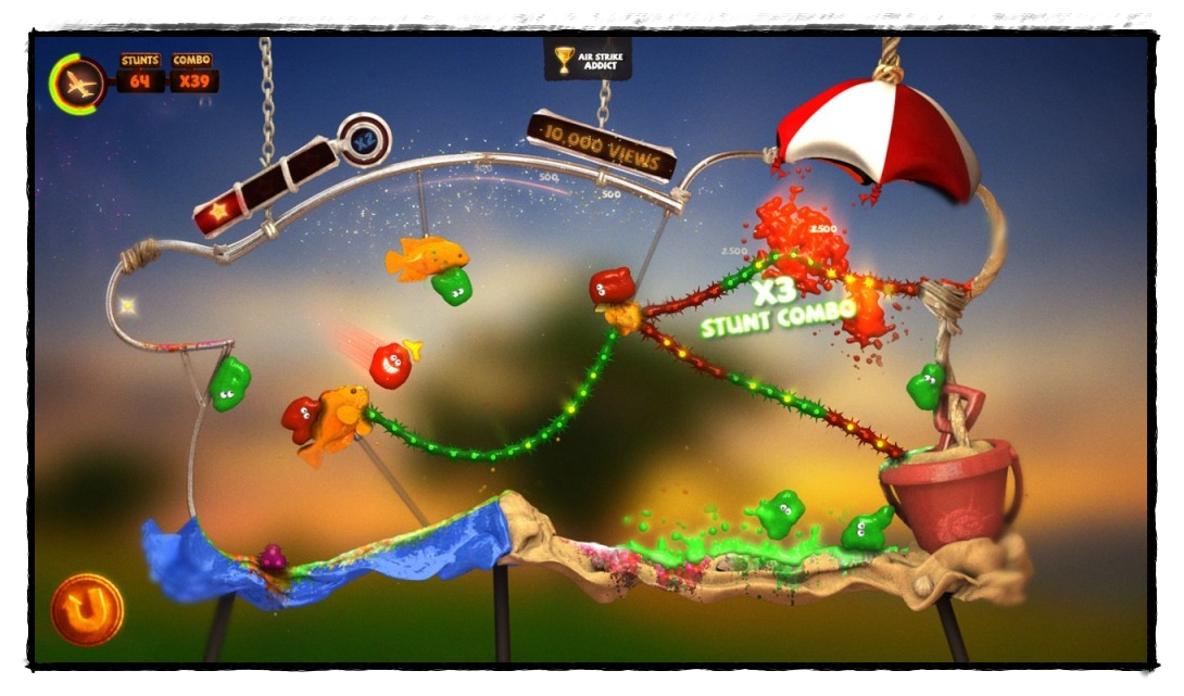 Super Splatters - Imagem 2 do software