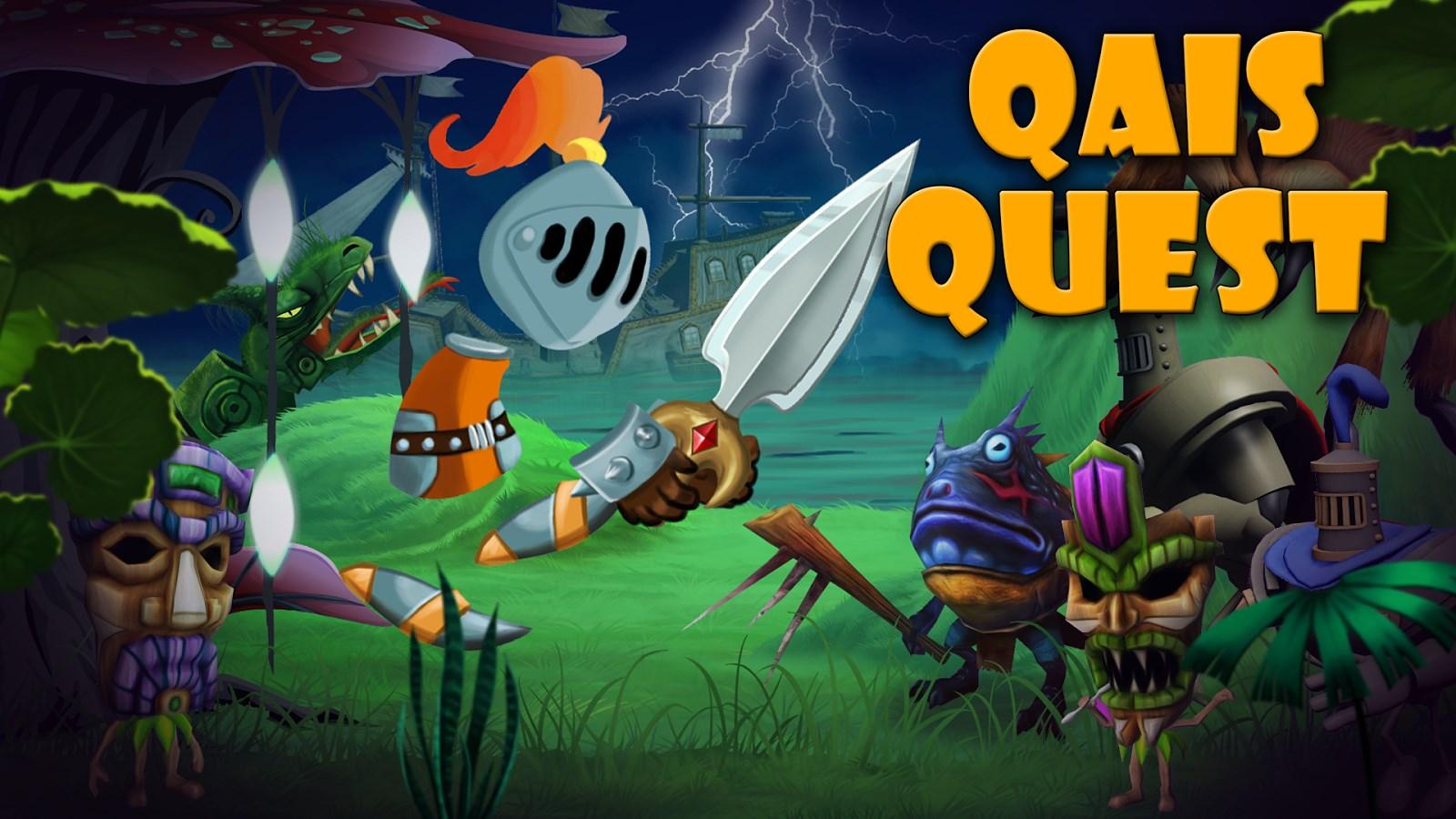 Qais Quest - Imagem 1 do software