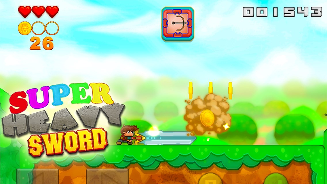 Super HEAVY Sword - Imagem 1 do software