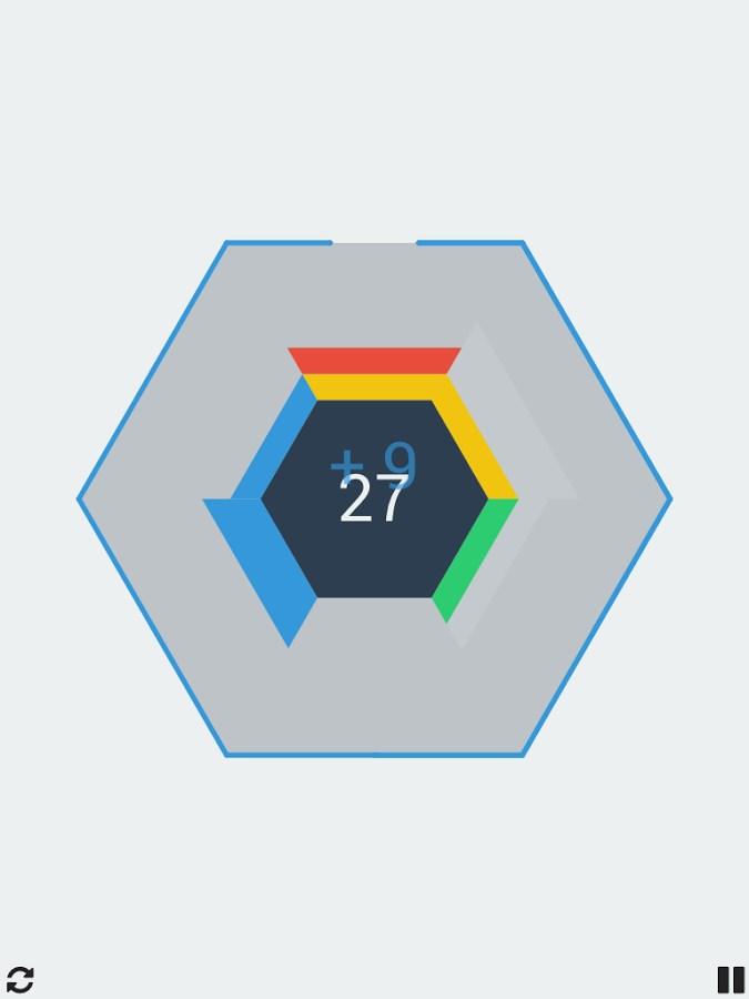 Hextris - Imagem 2 do software