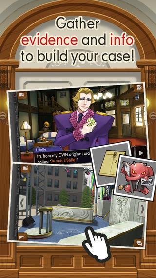 Phoenix Wright: Ace Attorney - Dual Destinies - Imagem 2 do software