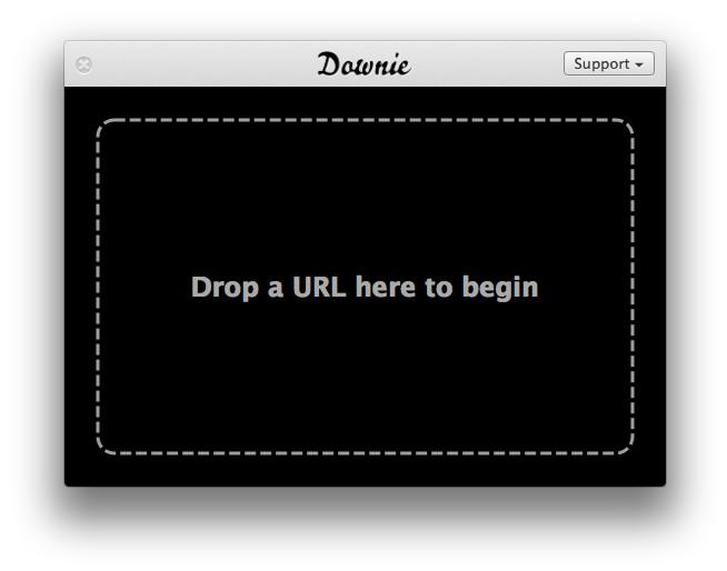 Downie - Imagem 1 do software