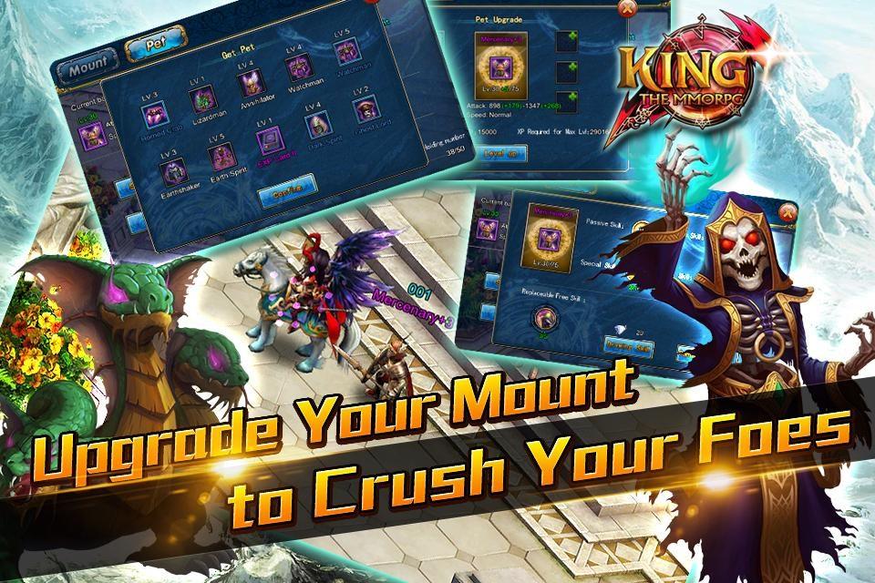 Tales of King-the Mmorpg - Imagem 1 do software