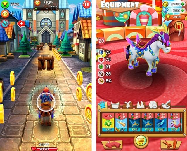Pony Dress Up & Run - Imagem 1 do software