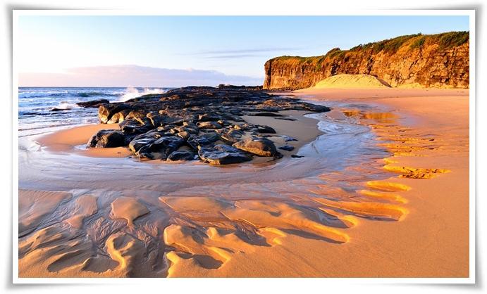 Tema Praias Ensolaradas - Imagem 1 do software
