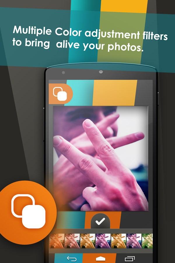 Pixter - Snap Style & Share - Imagem 2 do software
