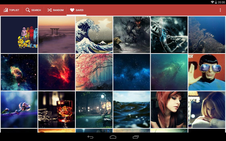 Wally - Imagem 1 do software