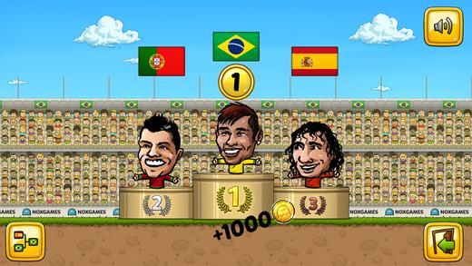 Puppet Soccer 2014 - Futebol - Imagem 1 do software