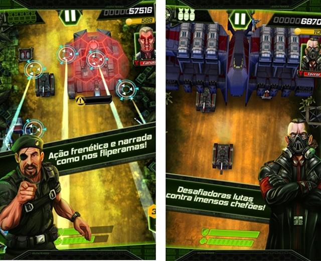 Tank Invaders - Imagem 1 do software