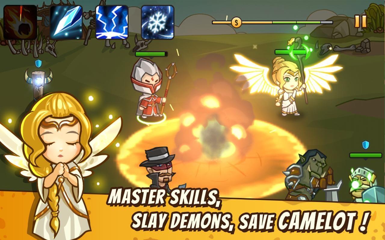 Pocket Heroes - Imagem 1 do software