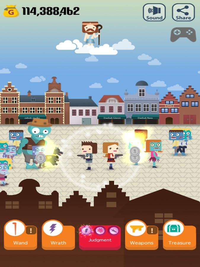 Zombie Judgment Day! (Pago) - Imagem 1 do software