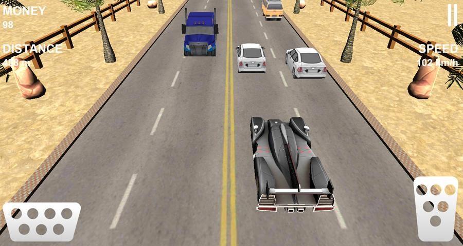Desert Traffic Race - Imagem 1 do software