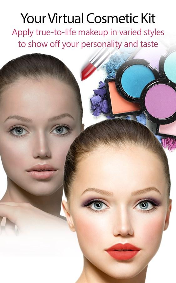YouCam Makeup - Makeover Studio - Imagem 1 do software