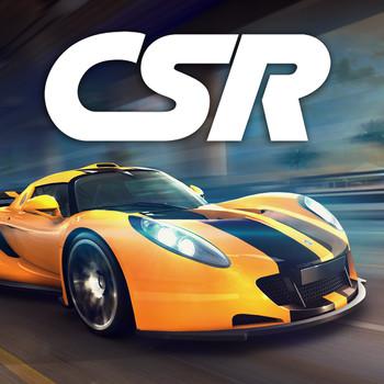 Logo CSR Racing ícone